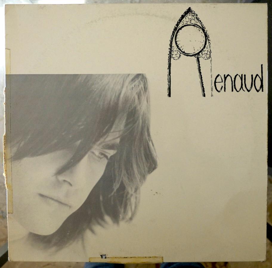 Pochette album Alain Renaud