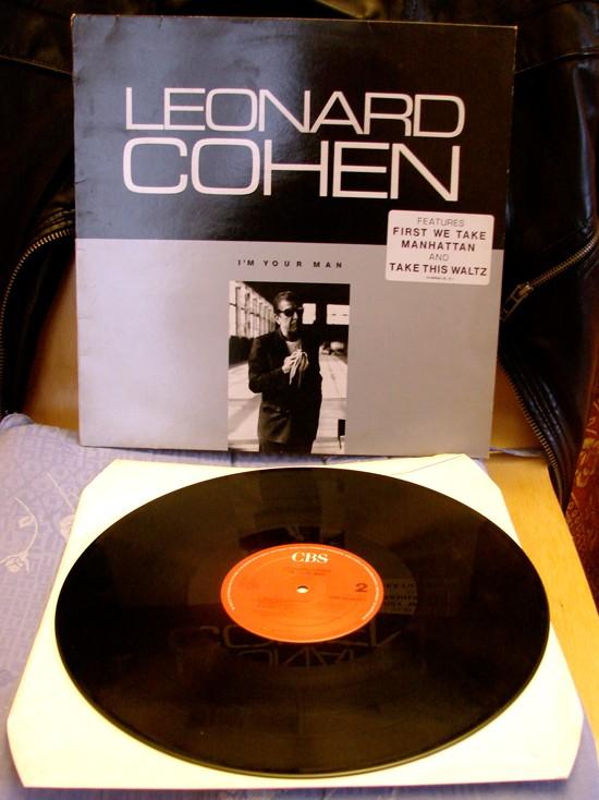 Cohen I'm Your Man