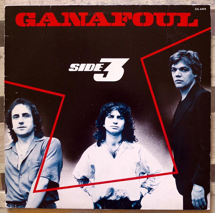 Ganafoul, album Side 3