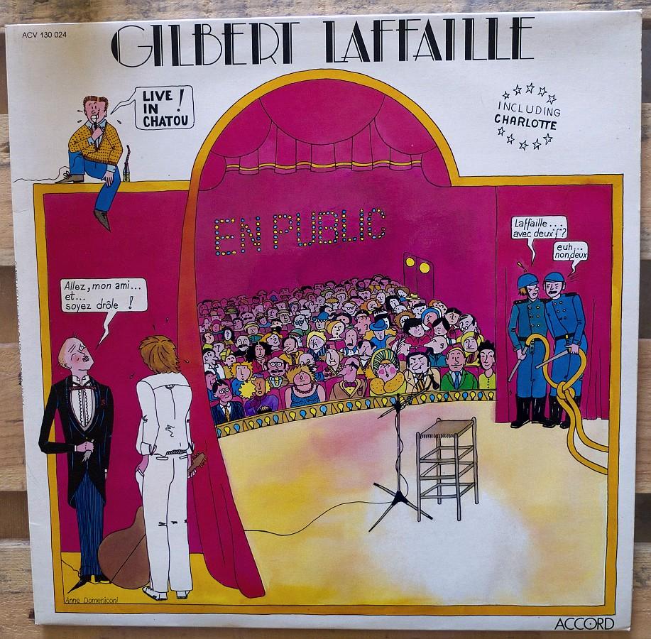 Pochette album public Laffaille