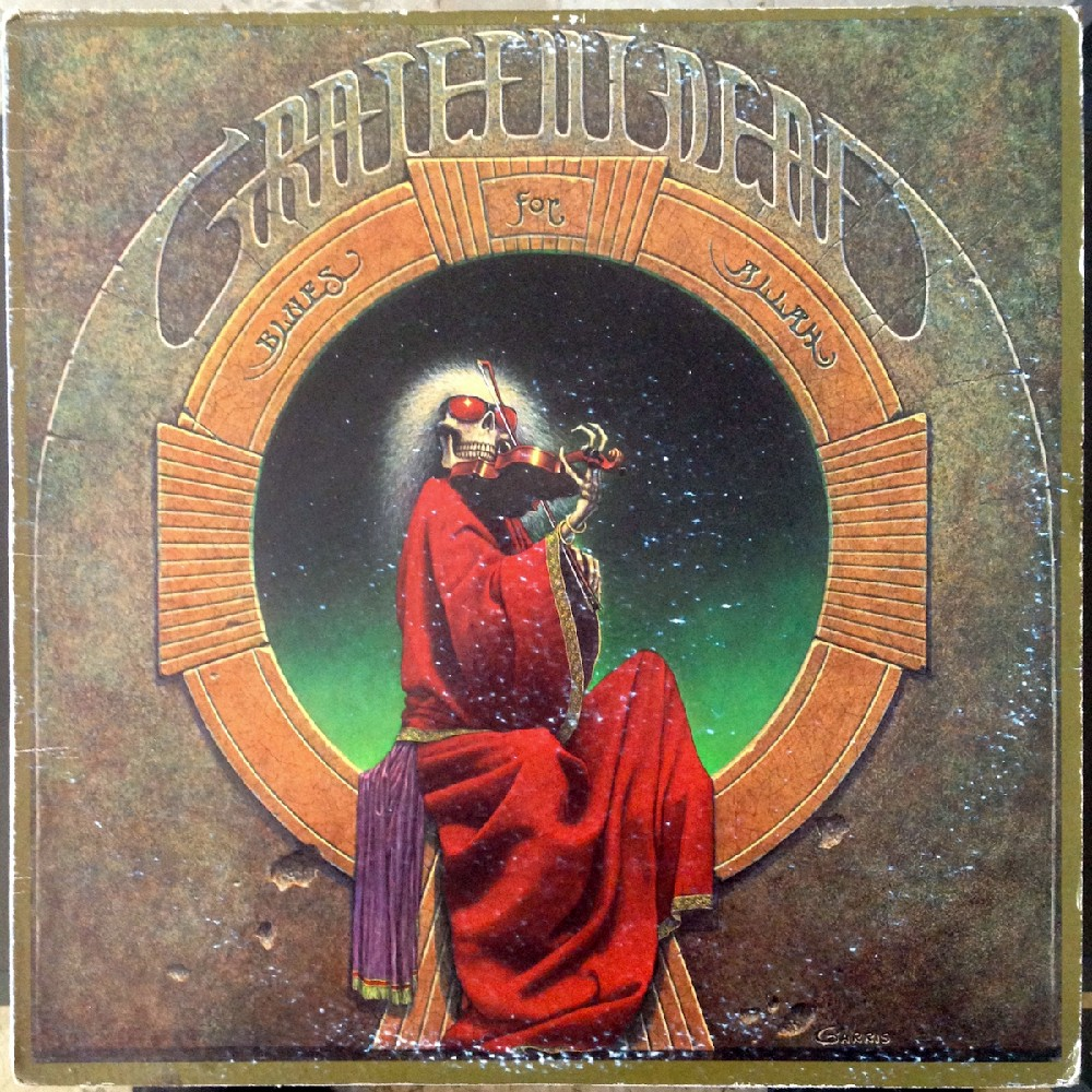The Grateful Dead, blues for allah