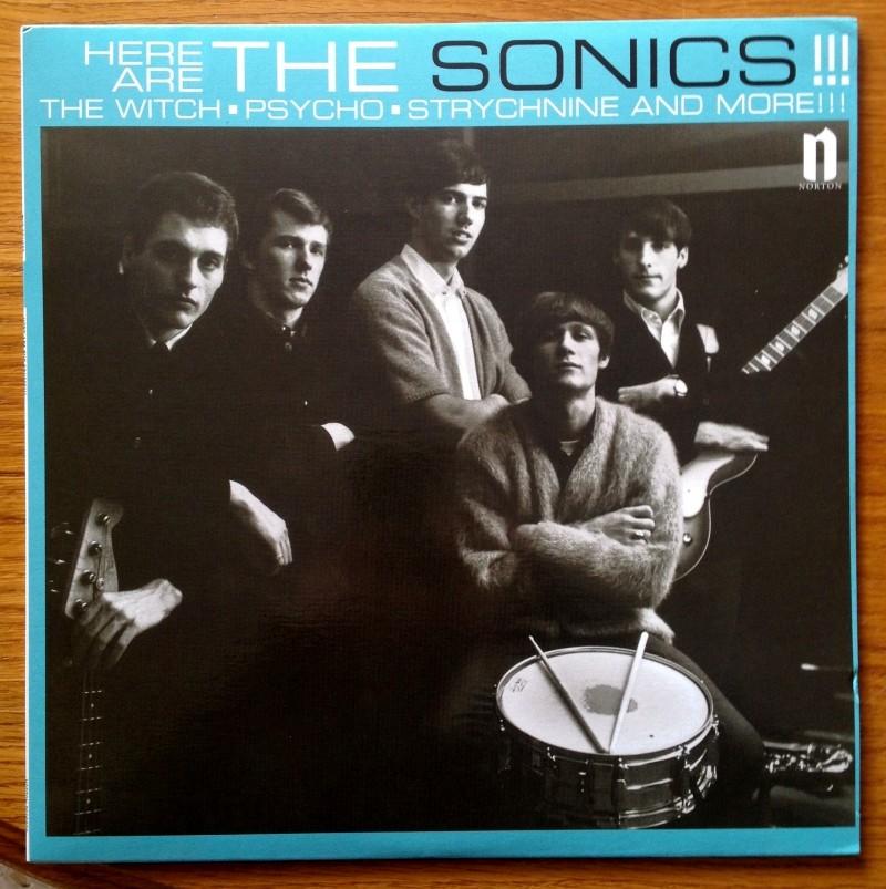 Here are The Sonics, l'album