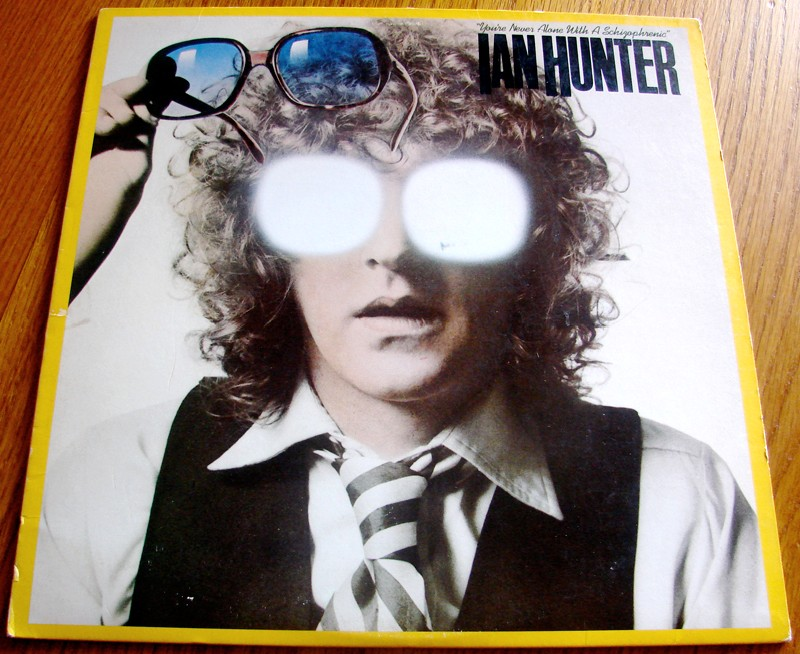 Ian Hunter pochette album