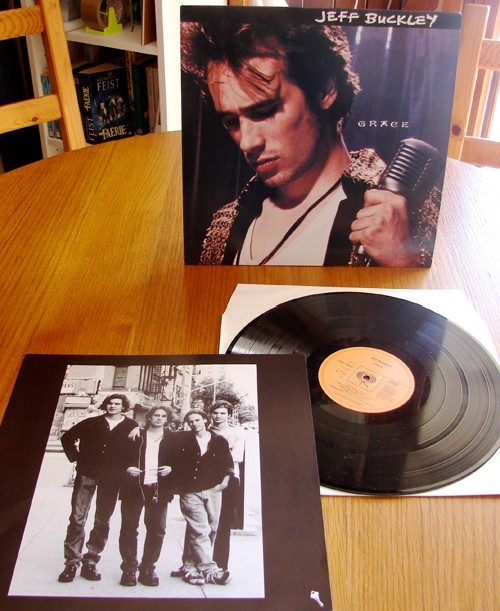 Grace/Jeff Buckley