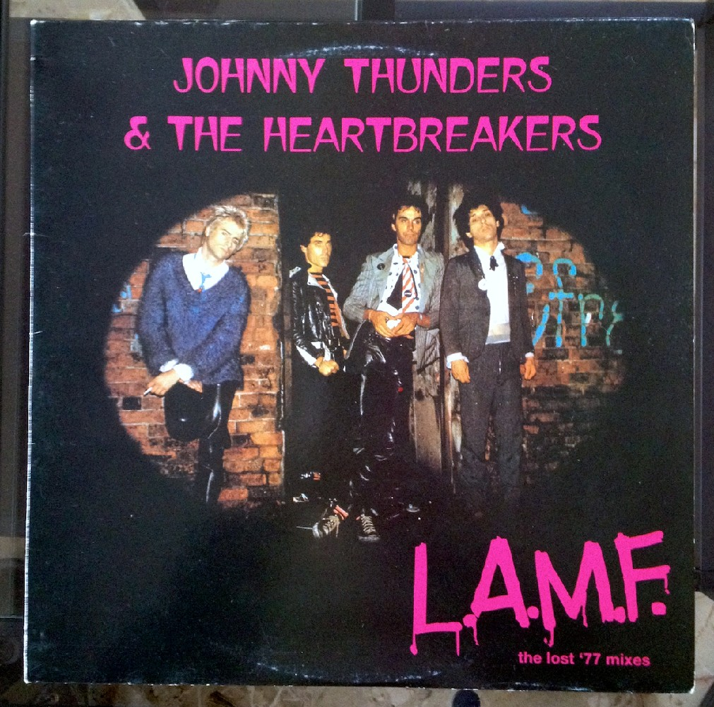 Johnny Thunders L.A.M.F.