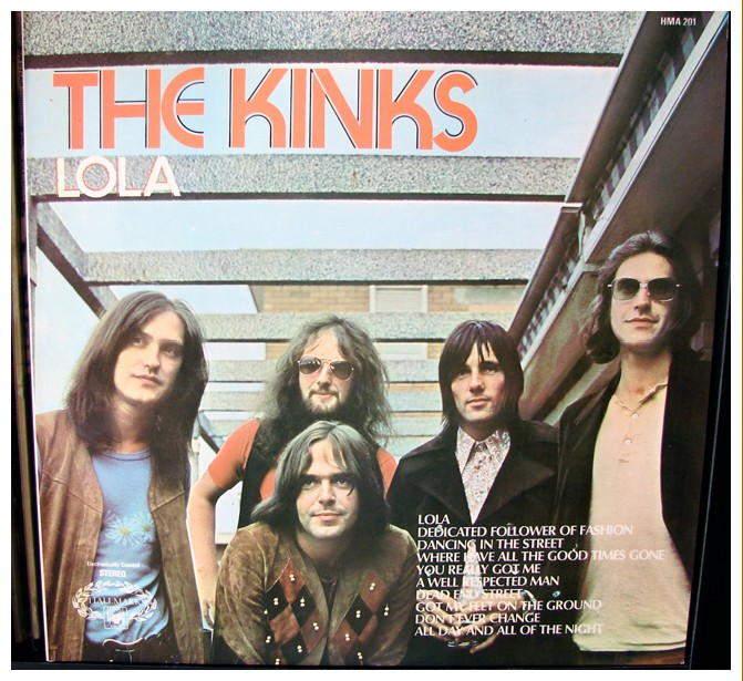 Compilation The Kinks - Lola