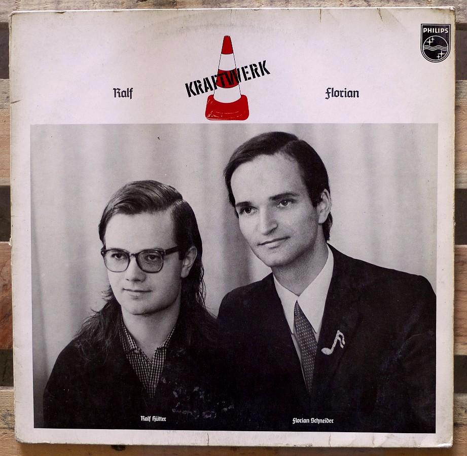 Pochette album Kraftwerk Ralf & Florian
