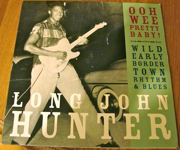 Long John Hunter