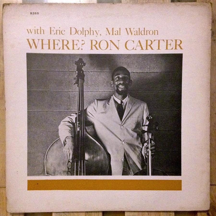 Pochette album Where? de Ron Carter