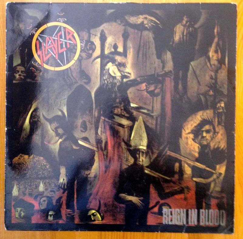 Slayer - Rein in blood