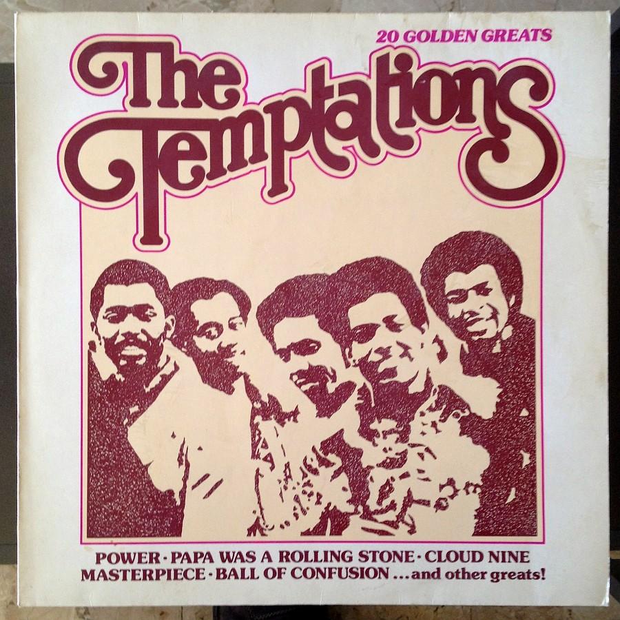 The Temptations, 20 golden greats