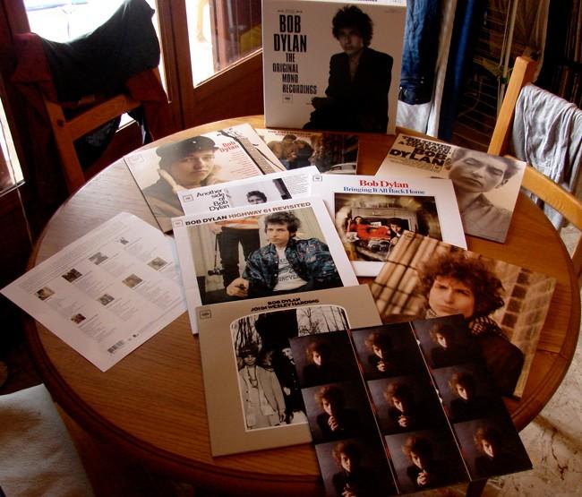 La Photo, The-Original-Mono-Recordings-Dylan
