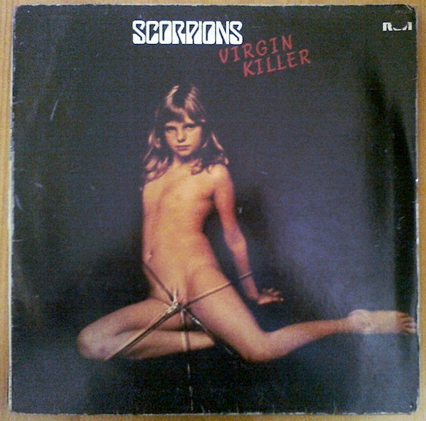 Virgin Killer - Scorpions