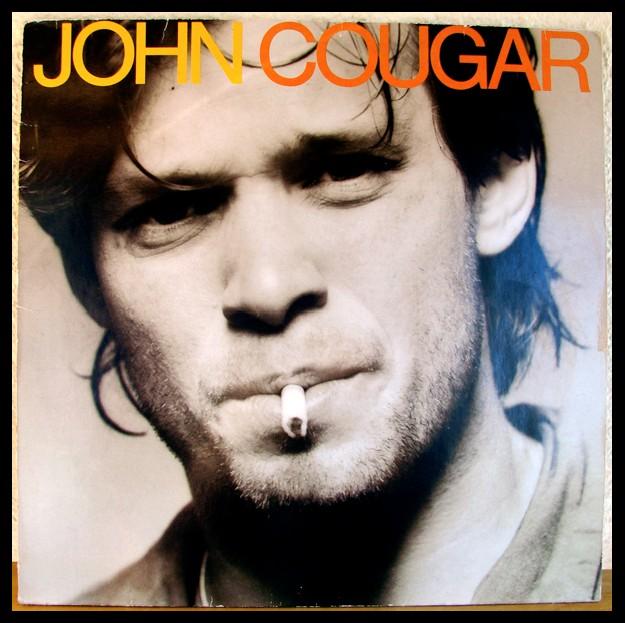 John Cougar, album éponyme, pochette