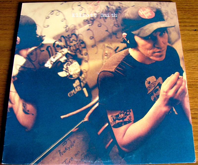 pochette de l'album Either / Or d'Elliott Smith