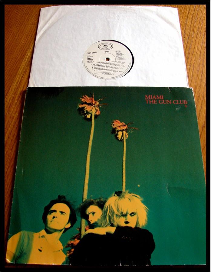 The Gun Club, album Miami