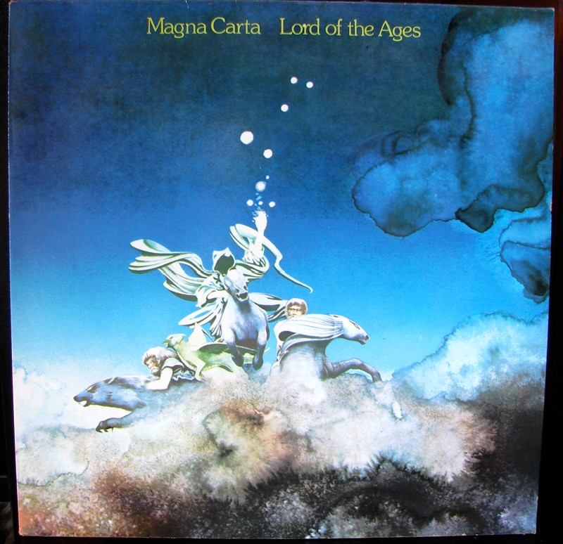 pochette Magna Carta - Lord of the Ages