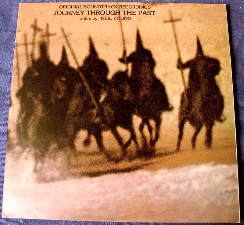 pochette album Neil Young - Journey Through the Past